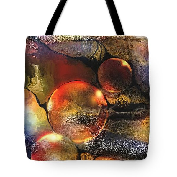 Evanescence Tote Bag by Francoise Dugourd-Caput