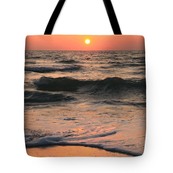 Evening Pastels Tote Bag by Adam Jewell