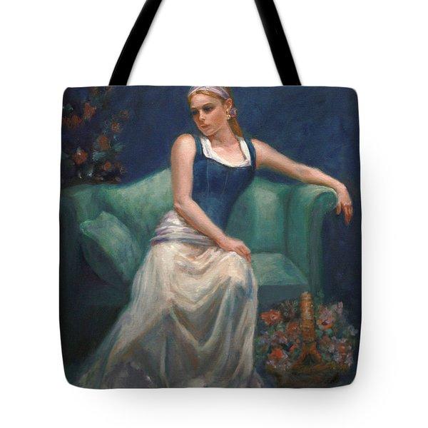 Evening Repose Tote Bag by Sarah Parks