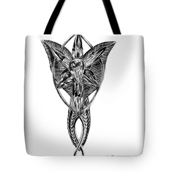 Evenstar Necklace 2010 Tote Bag by Kayleigh Semeniuk