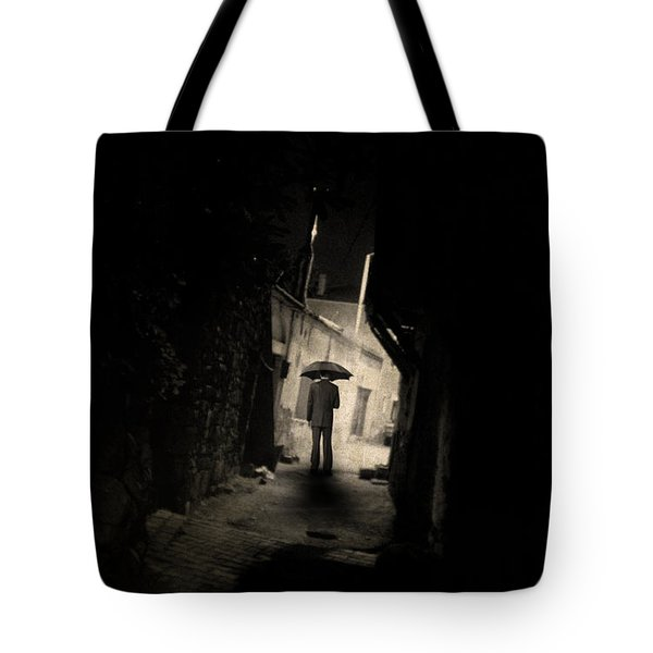 Every Stranger's Eyes Tote Bag by Taylan Soyturk