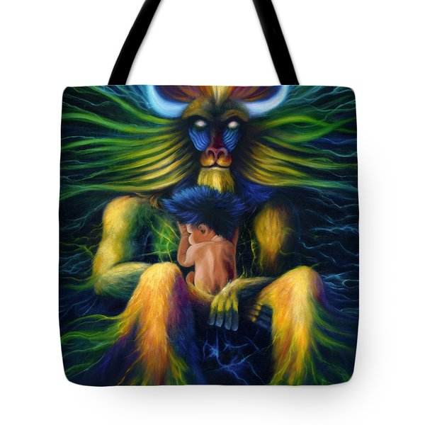Evolution Tote Bag by Kd Neeley