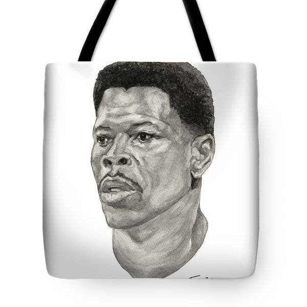 Ewing Tote Bag by Tamir Barkan