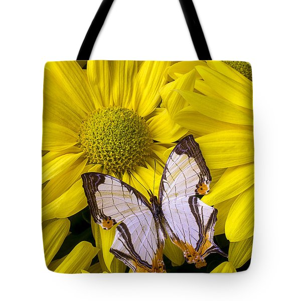 Exotic Butterfly Tote Bag by Garry Gay