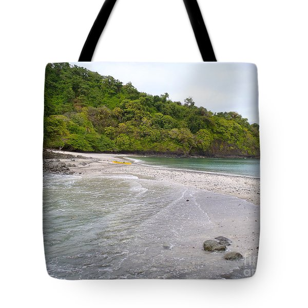 Exploring Tote Bag by Carey Chen