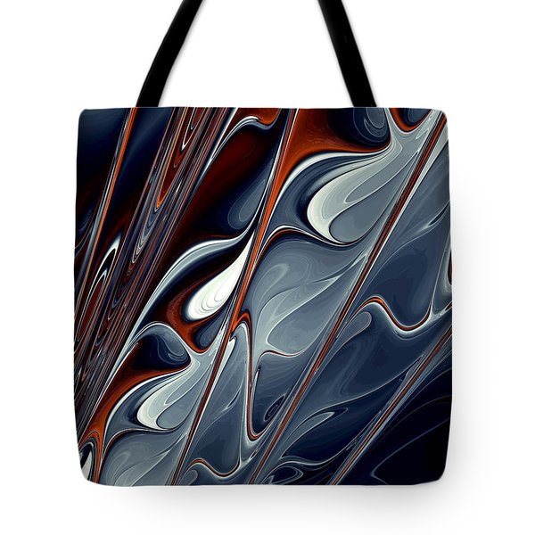 Extinguish Tote Bag by Kevin Trow
