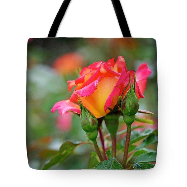 Eye Candy Tote Bag by Rona Black