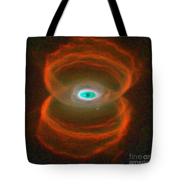Eye Of God Tote Bag by M and L Creations