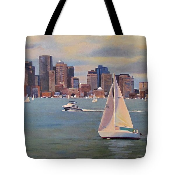 Eye On The Sky Tote Bag by Dianne Panarelli Miller