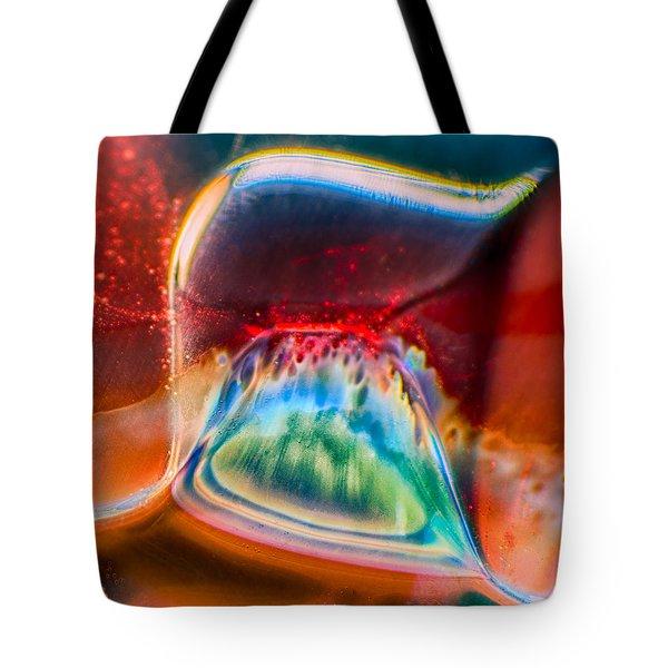 Eyeland Tote Bag by Omaste Witkowski