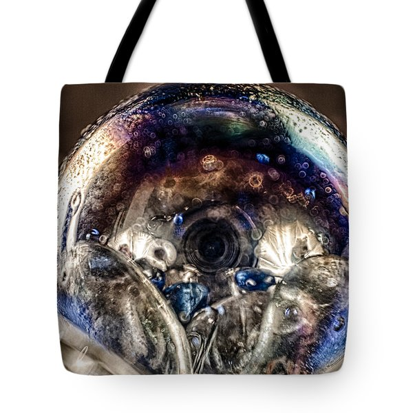 Eyes Of The Imagination Tote Bag by Omaste Witkowski