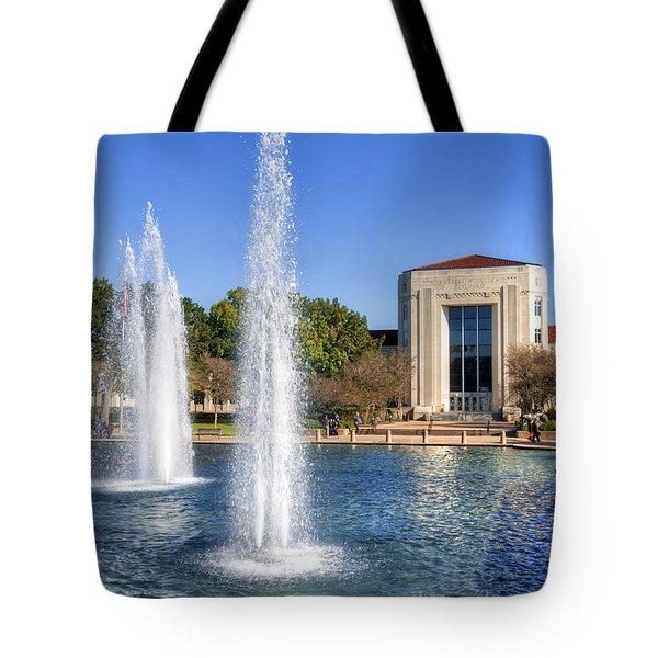 Ezekiel W. Cullen Building Tote Bag by Tim Stanley