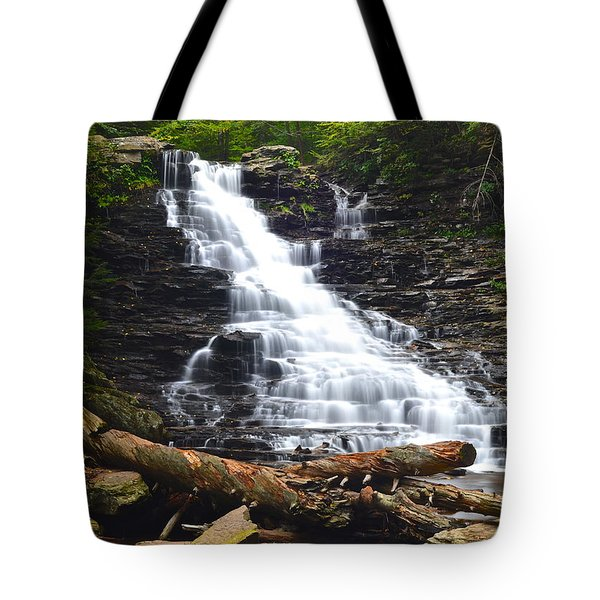 F L Ricketts Tote Bag by Frozen in Time Fine Art Photography