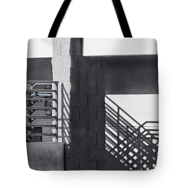 Face To Face Tote Bag by Caitlyn  Grasso