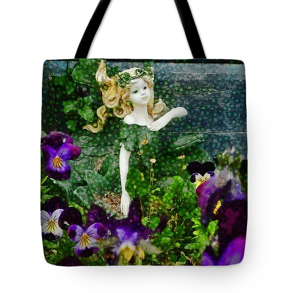 Fairy Dust  Tote Bag by Steve Taylor