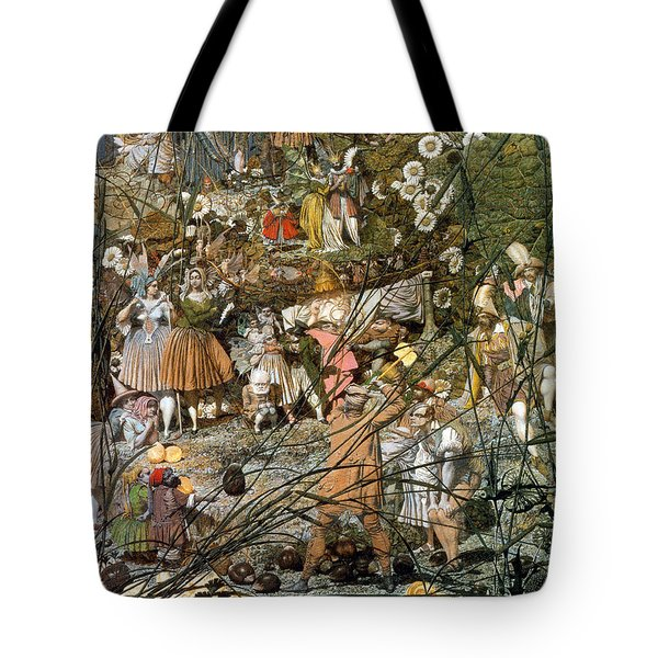 Fairy Fellers Master-stroke Tote Bag by Photo Researchers