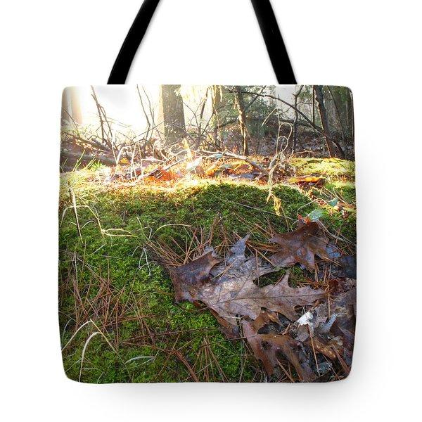 Fairy Mound Tote Bag by Lynn-Marie Gildersleeve