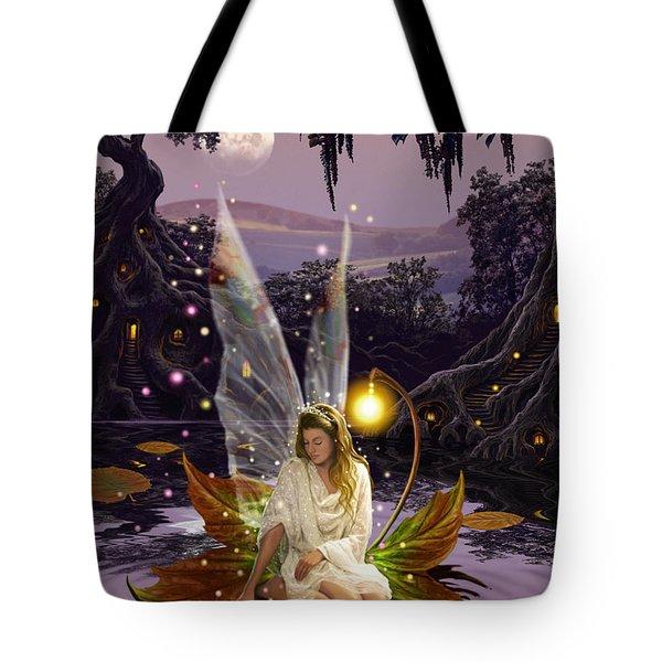 Fairy Princess Tote Bag by Garry Walton