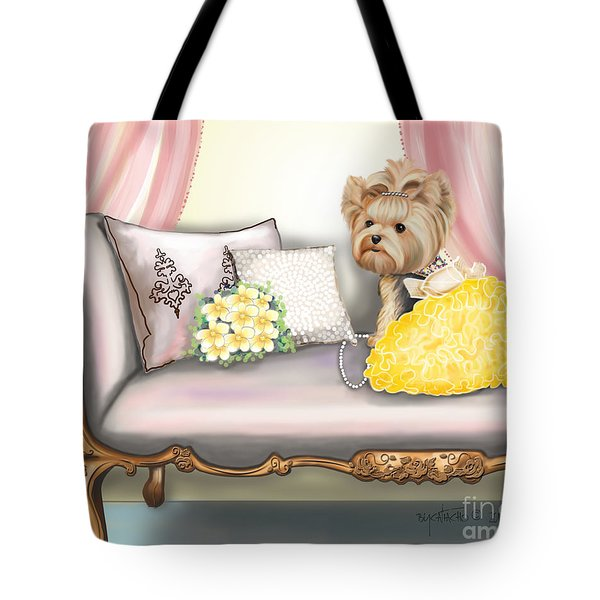 Fairytale  Tote Bag by Catia Cho