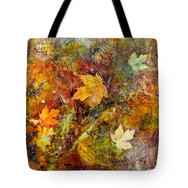 Fall Tote Bag by Katie Black
