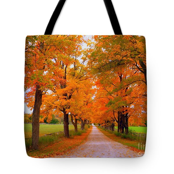 Falling For Romance Tote Bag by Lingfai Leung