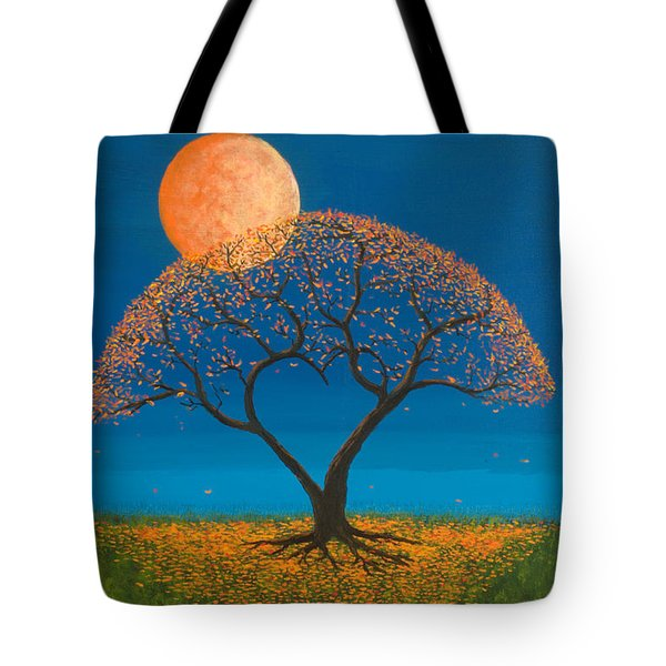 Falling For You Tote Bag by Jerry McElroy