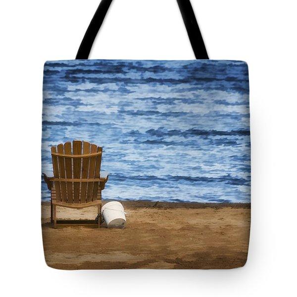 Fantasy Getaway Tote Bag by Joan Carroll