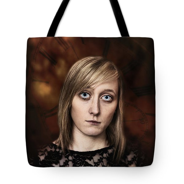 Fantasy Portrait Tote Bag by Amanda And Christopher Elwell