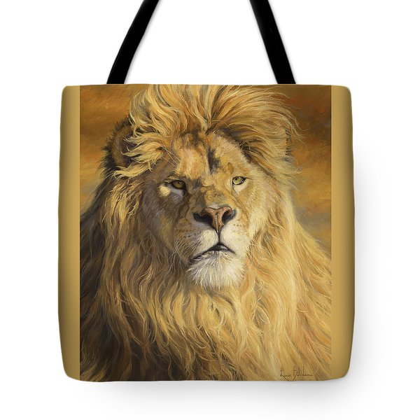 Fearless - Detail Tote Bag by Lucie Bilodeau