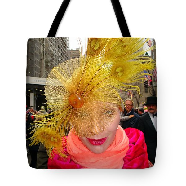 Feathered Finest Tote Bag by Ed Weidman