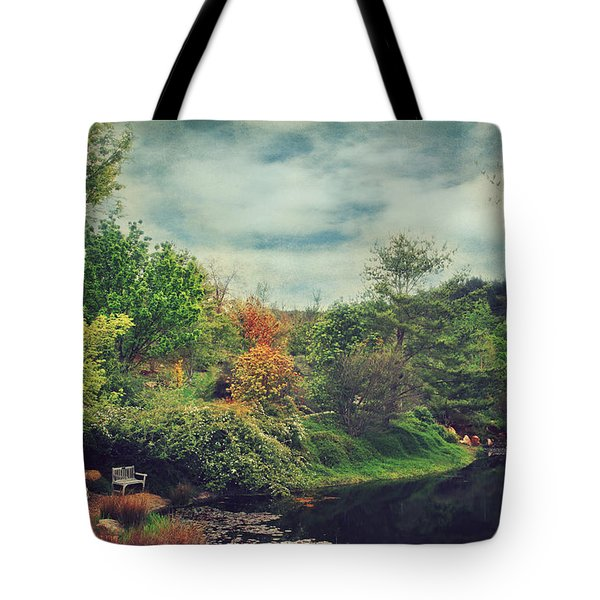 Feed Your Soul Tote Bag by Laurie Search
