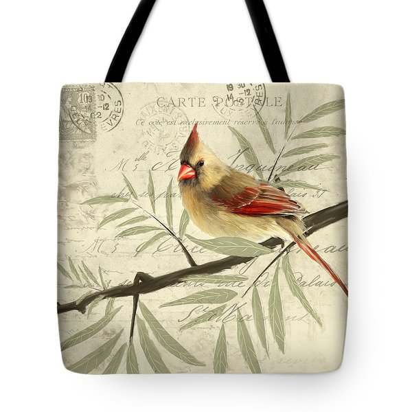 Female Symphony Tote Bag by Lourry Legarde