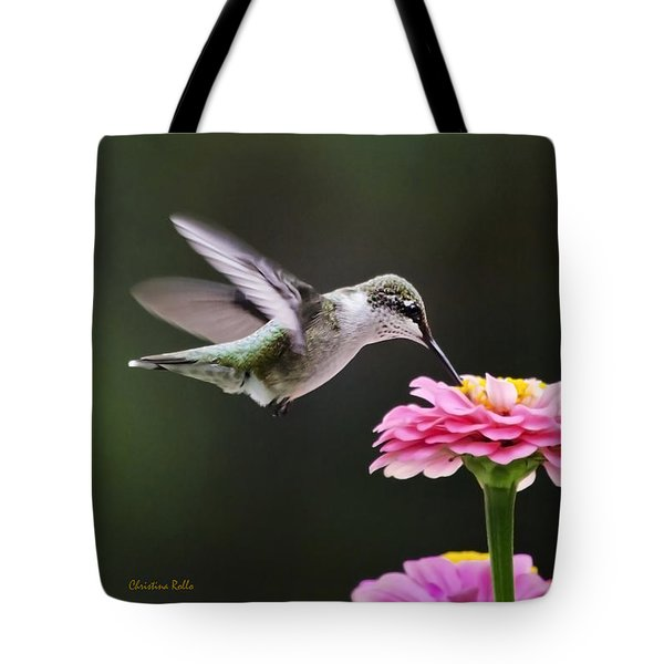 Few And Far Between Tote Bag by Christina Rollo