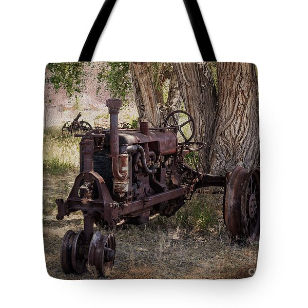 Field of Dreams Tote Bag by Janice Rae Pariza