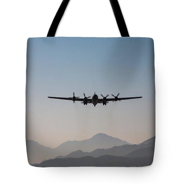 Fifi Rising Tote Bag by John Daly