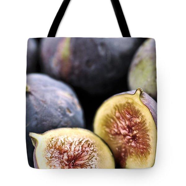 Figs Tote Bag by Elena Elisseeva