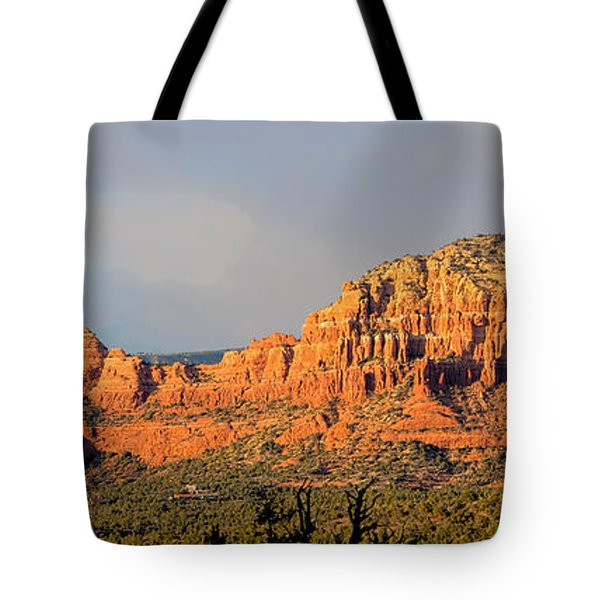 Find The Church Tote Bag by Jon Burch Photography
