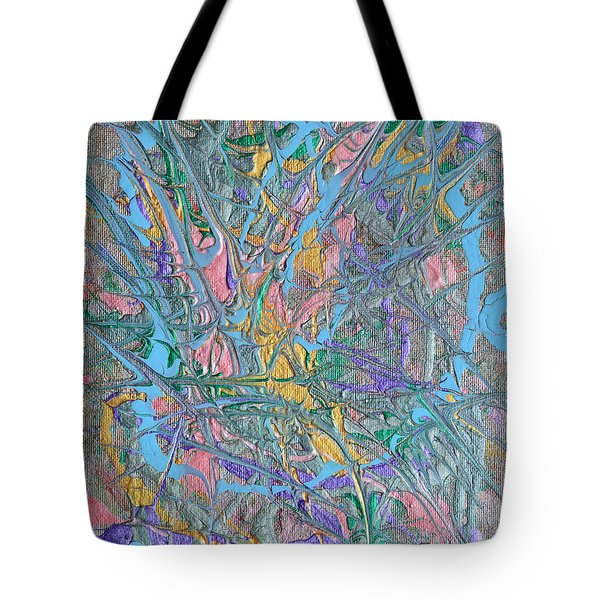 Finding Easter Tote Bag by Donna Blackhall