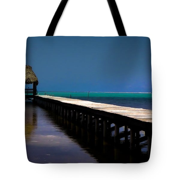 Finding Sanctuary Tote Bag by Karen Wiles