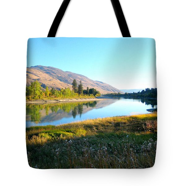 Fine Day Tote Bag by Kathy Bassett