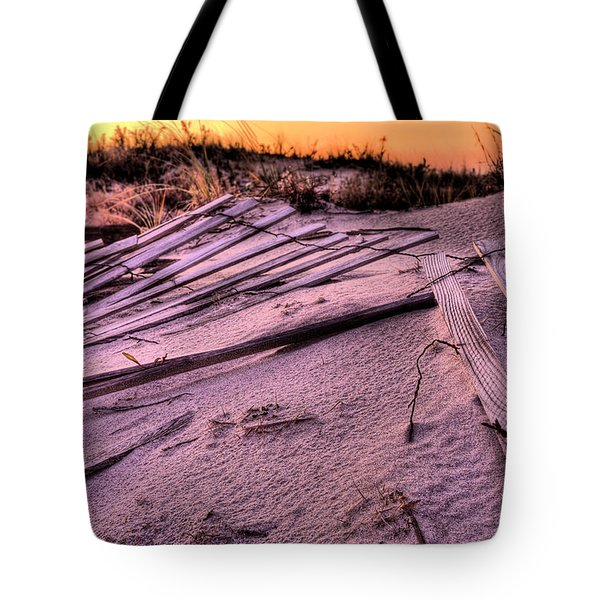 Fire Island Tote Bag by JC Findley