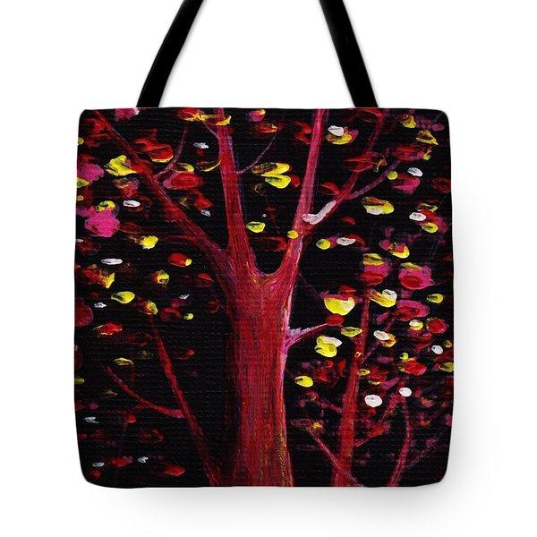 Firefly Dream Tote Bag by Anastasiya Malakhova