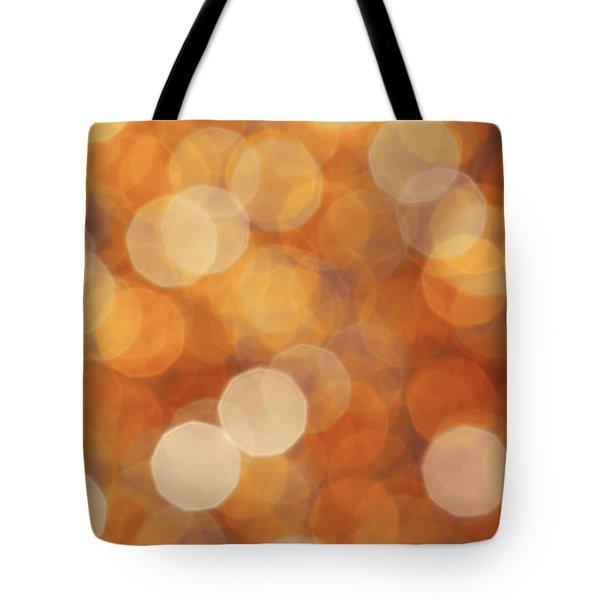 Firelight Tote Bag by Jan Bickerton