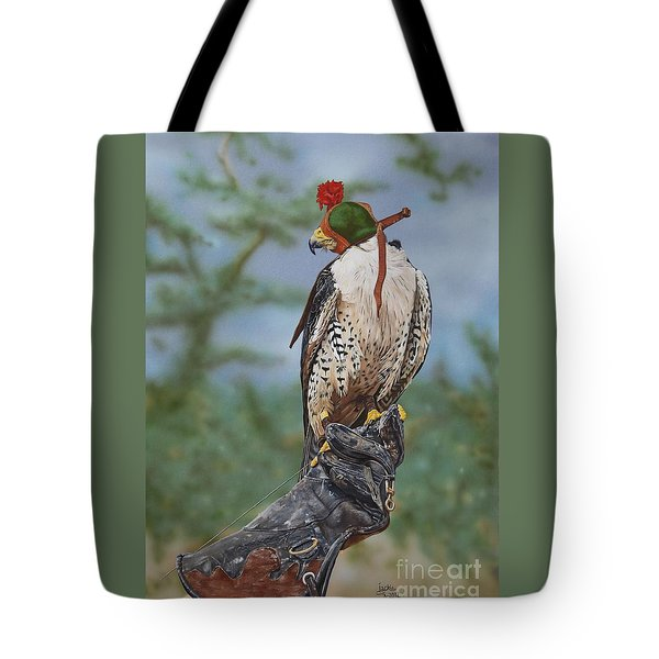 First Flight Tote Bag by Jackie Mestrom