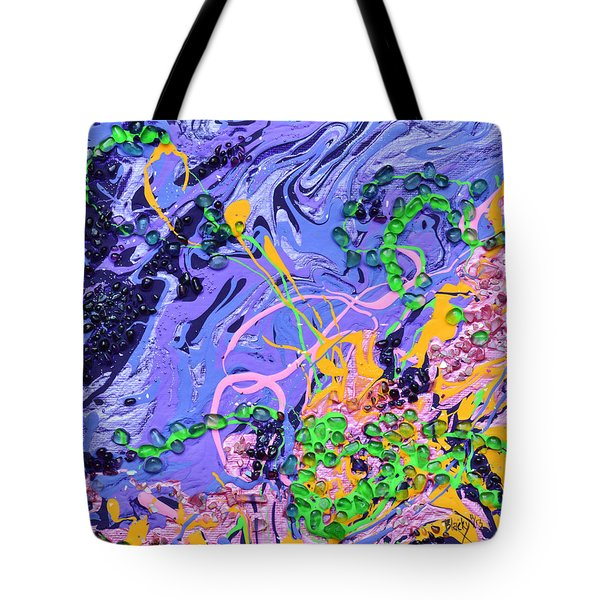 First Love Tote Bag by Donna Blackhall