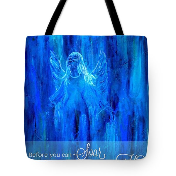 First Love Yourself Tote Bag by The Art With A Heart By Charlotte Phillips