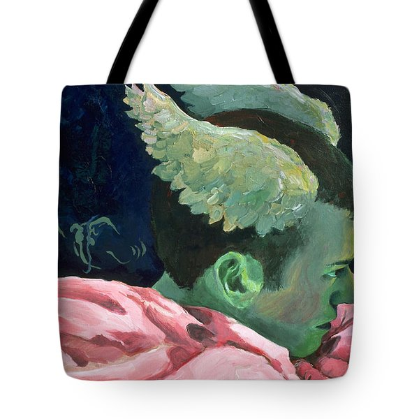 First Sight Tote Bag by Rene Capone