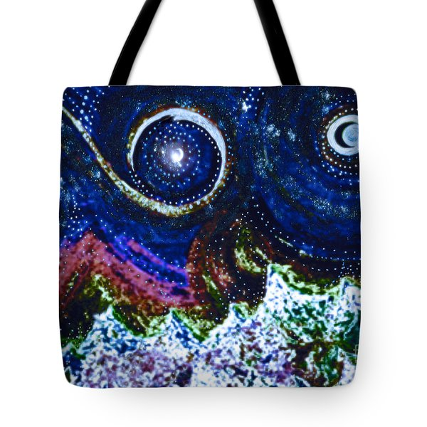 First Star Magic Sky By Jrr Tote Bag by First Star Art