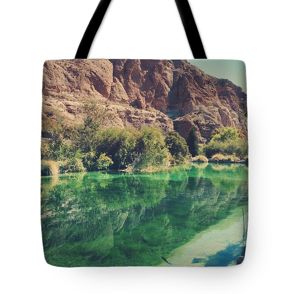 Fish Gotta Swim Tote Bag by Laurie Search