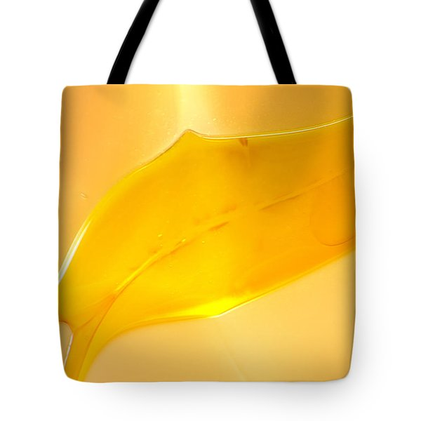Fishhooks of Light Tote Bag by Omaste Witkowski